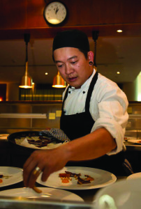 Executive Chef Hung Le