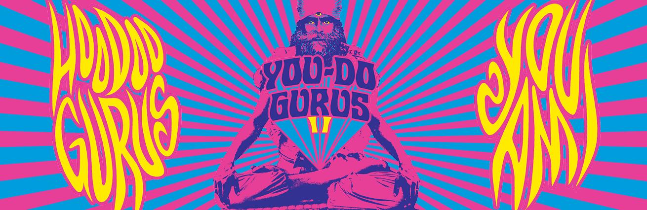 Hoodoo Gurus With You Am I