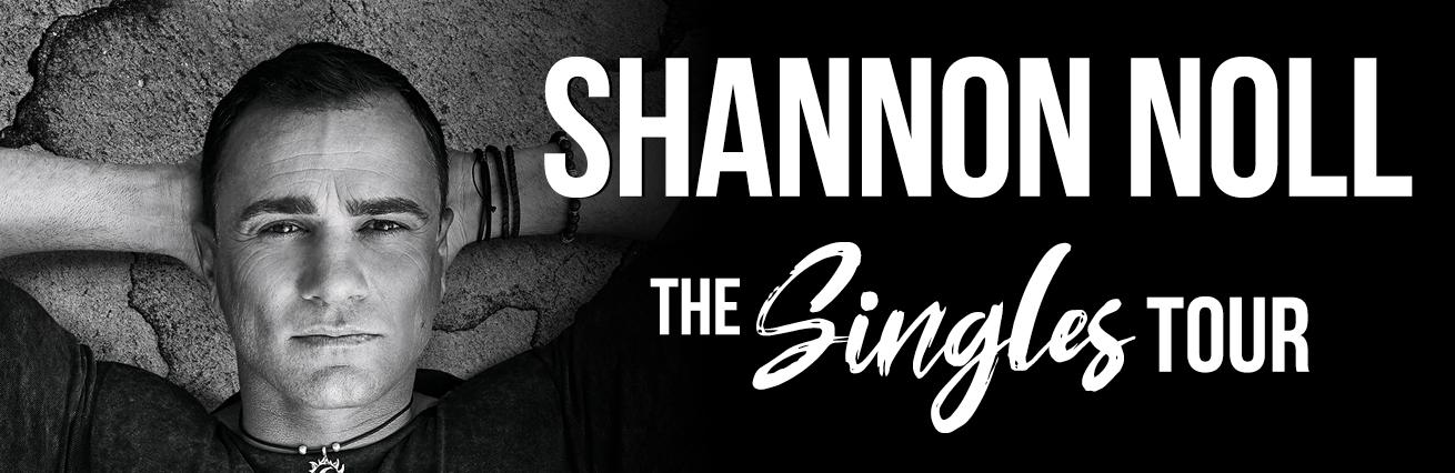 Shannon Noll - The Singles Tour