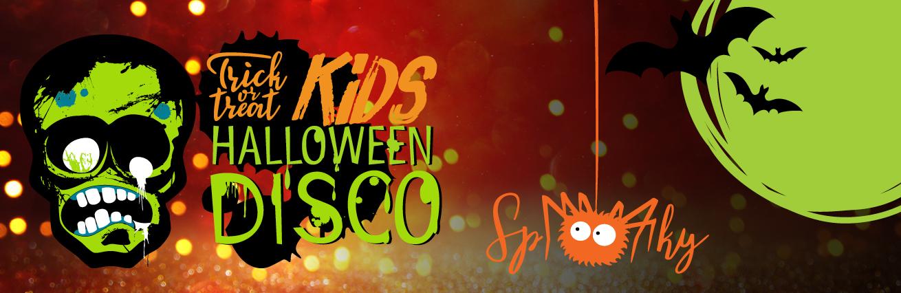 Kids Halloween Disco
