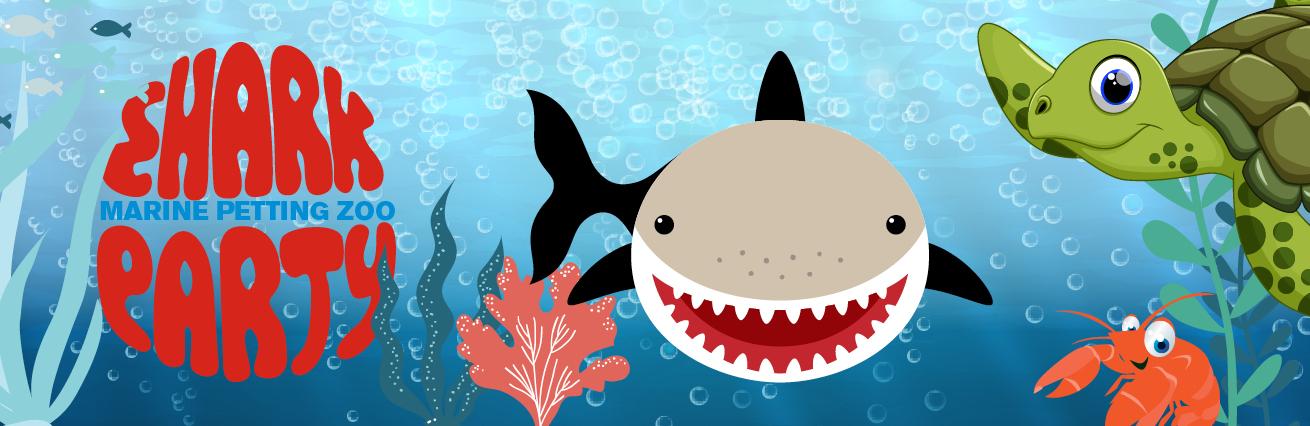 Shark Party - Marine Petting Zoo