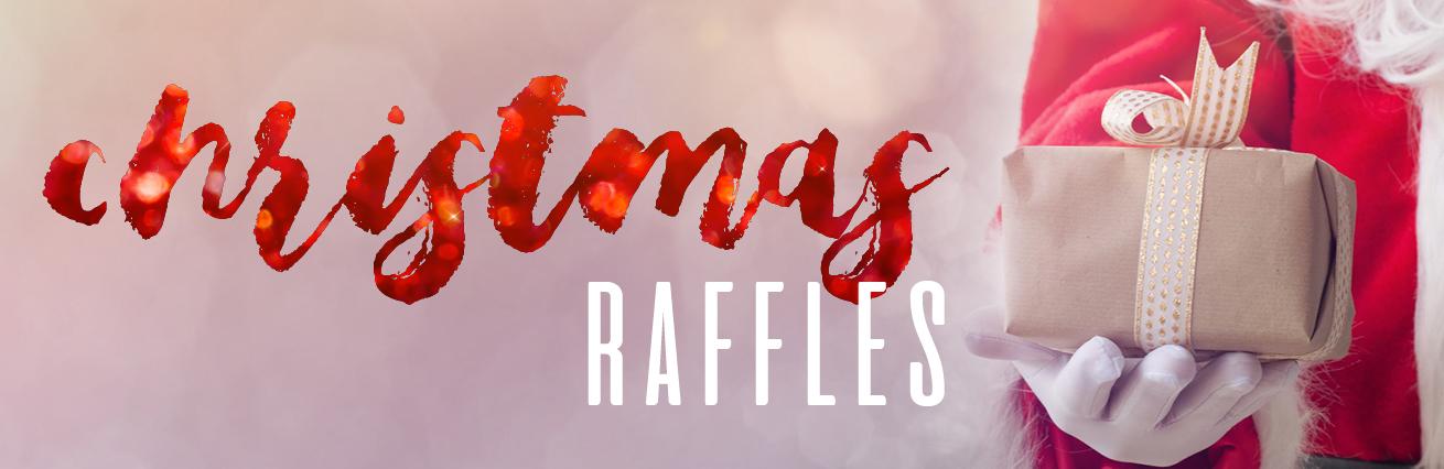 Christmas Raffles 2019