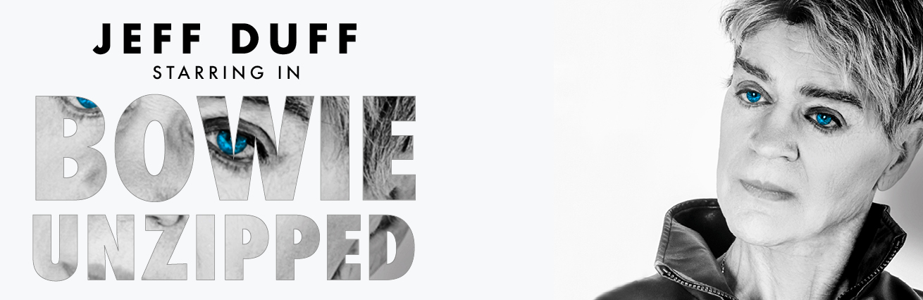 Bowie Unzipped - Cancelled