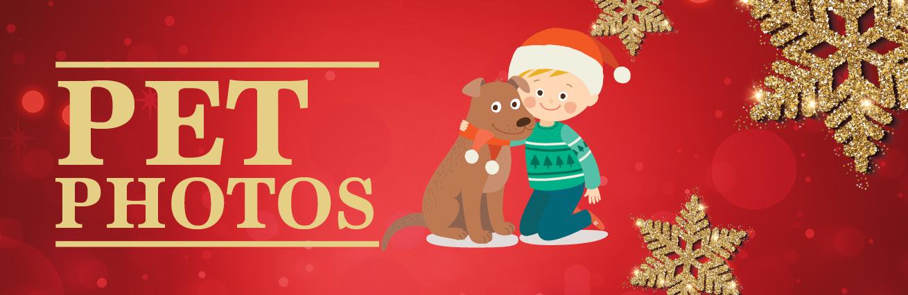 Santa Pet Photos 2020
